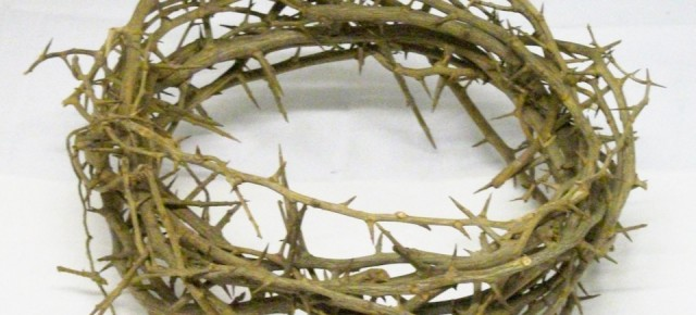 HOLY WEEK:  March 24-31