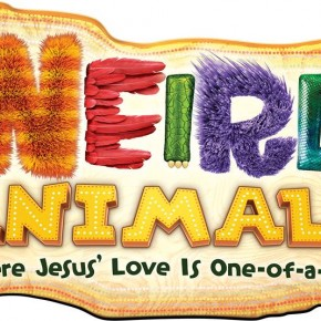 Only 3 days until Weird Animals VBS - Are you signed up?