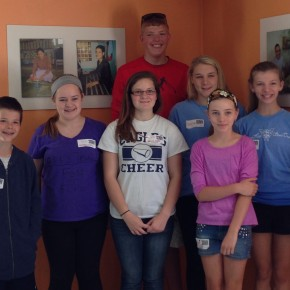Trinity Youth Group involved in helping SERRV mission